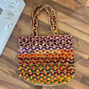 🆕Cabo Colorful Travel Bag